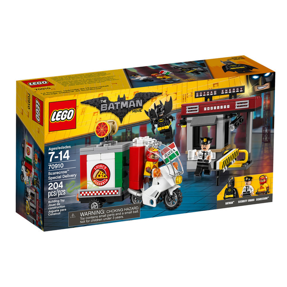 70910 LEGO Scarecrow? Special Delivery BATMAN MOVIE
