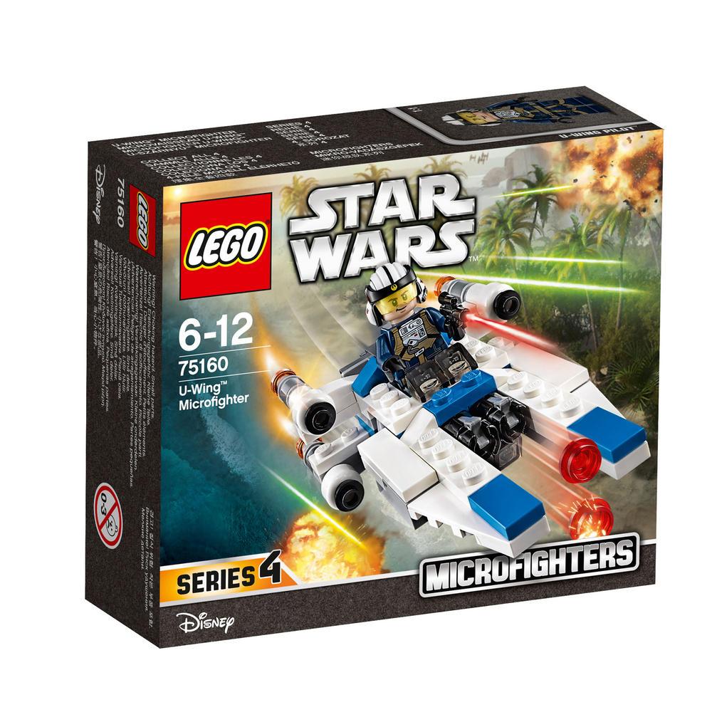 75160 LEGO U-Wing? Microfighter STAR WARS