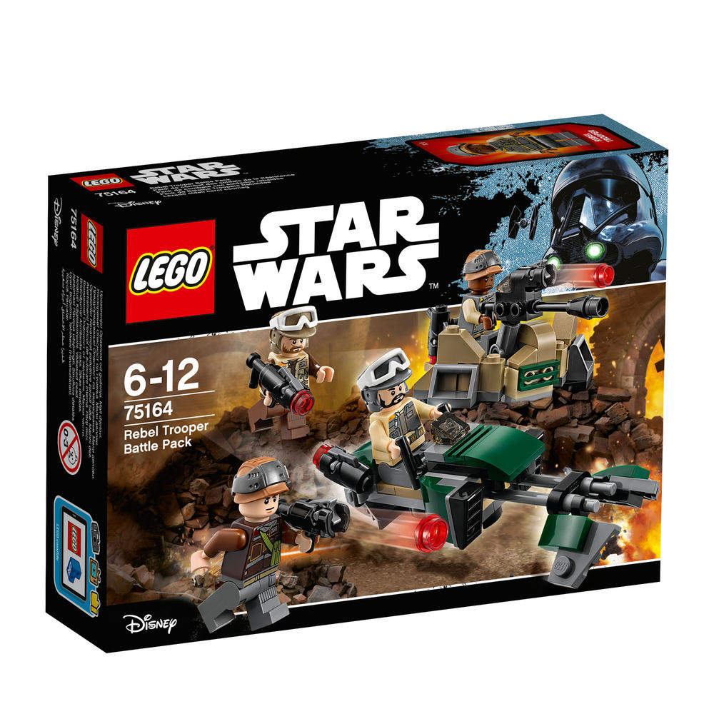 75164 LEGO Rebel Trooper Battle Pack STAR WARS