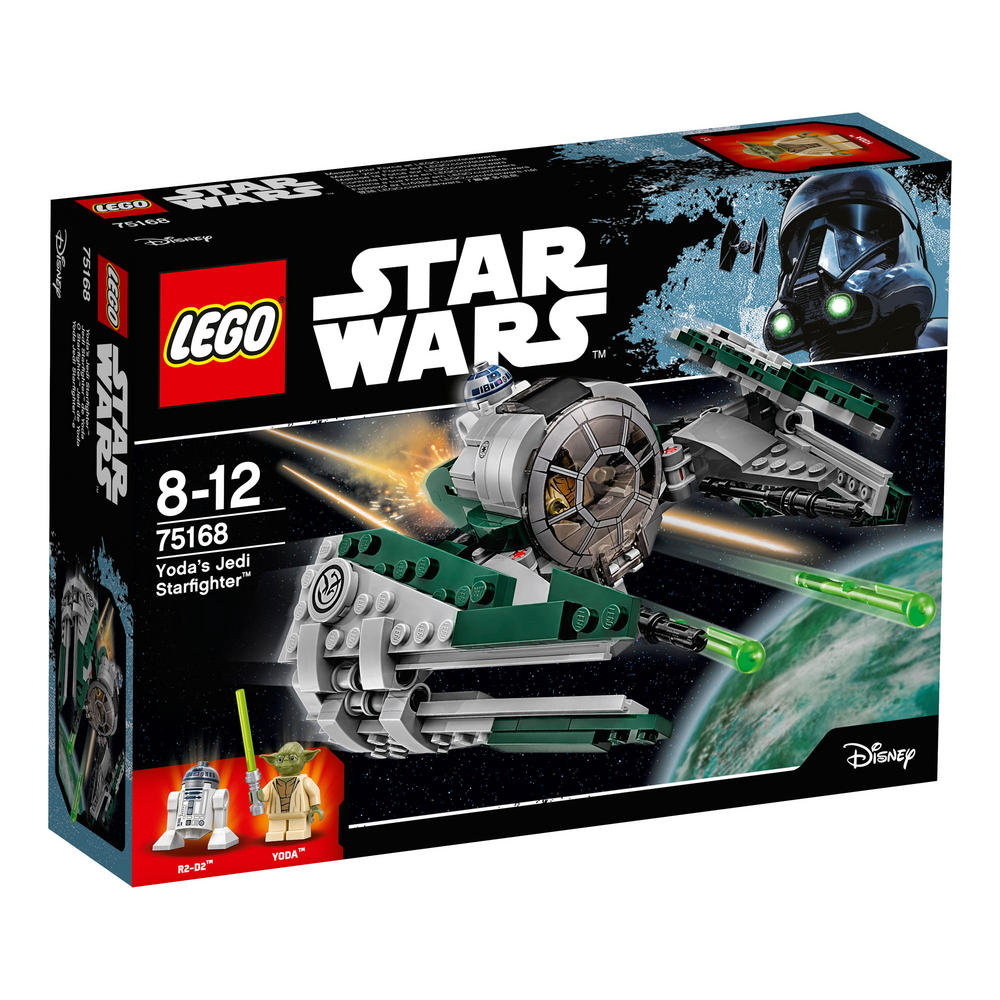 75168 LEGO Yoda's Jedi Starfighter? STAR WARS