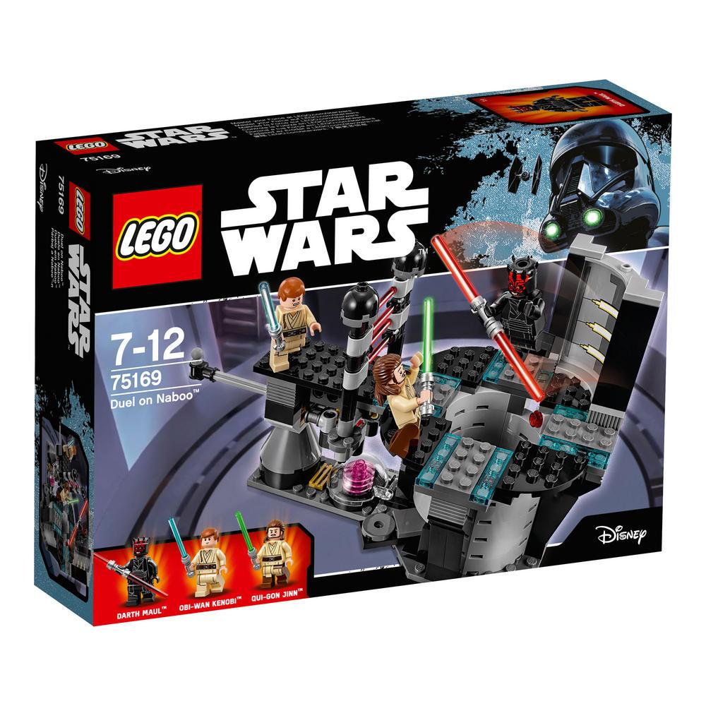75169 LEGO Duel On Naboo? STAR WARS