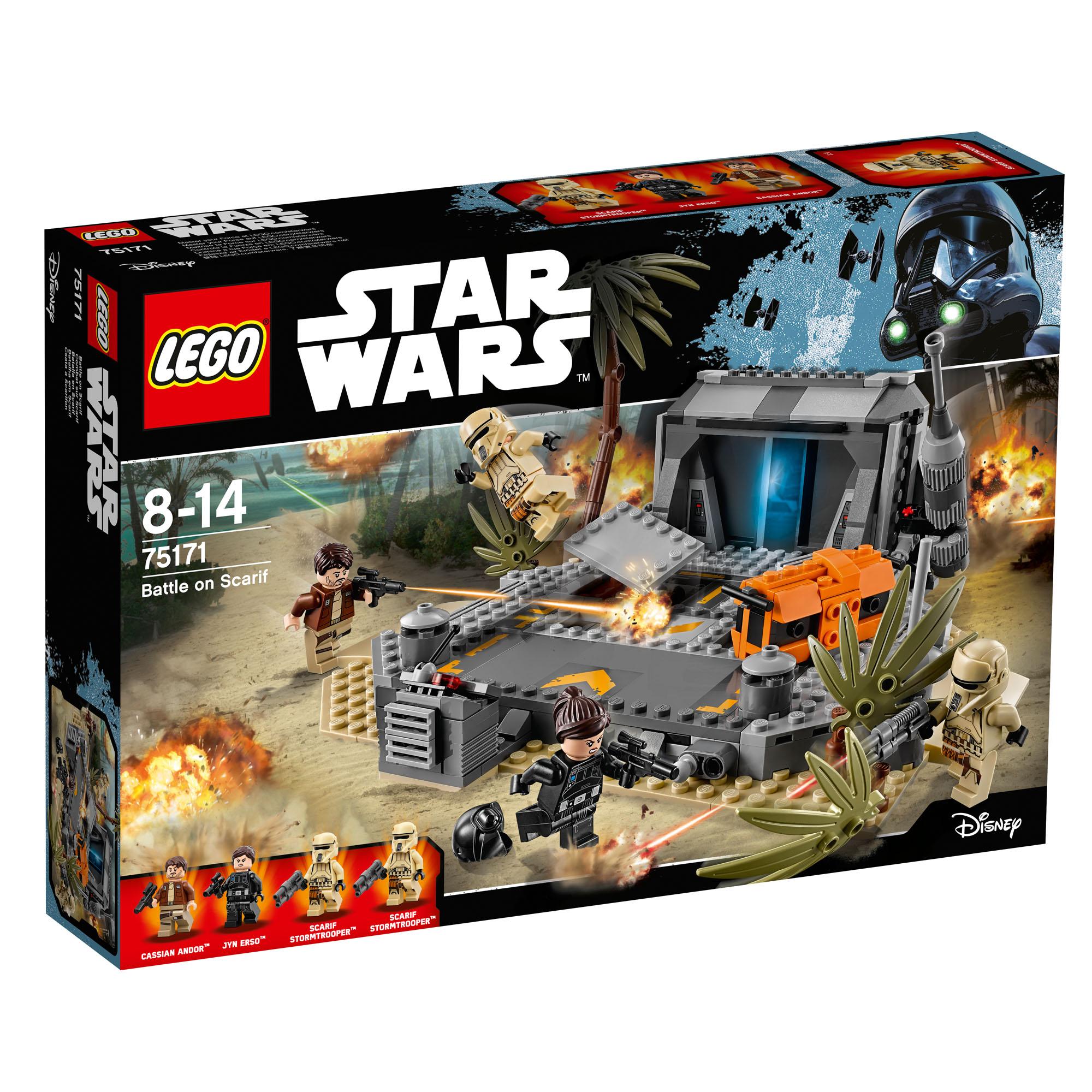Lego star wars,polybag 40176 scarif stormtrooper neuf
