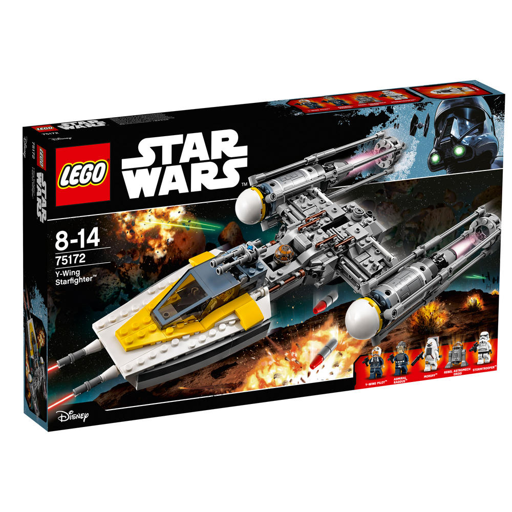 75172 LEGO Y-Wing Starfighter? STAR WARS