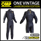 OMP ONE VINTAGE SUIT LAMBORGHINI EDITION