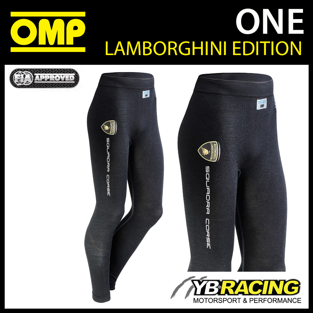 IAA/740EP OMP ONE LAMBORGHINI LONG JOHNS