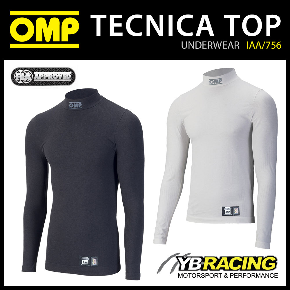 IAA/756 OMP TECNICA LONG SLEEVE TOP