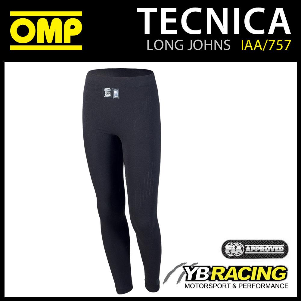 IAA/757 OMP TECNICA LONG JOHNS