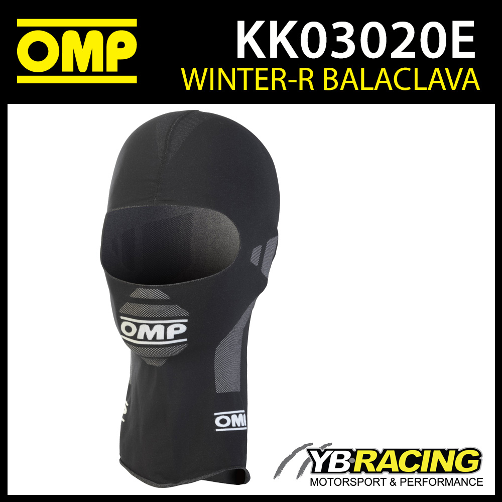 KK03020E OMP KS WINTER-R BALACLAVA