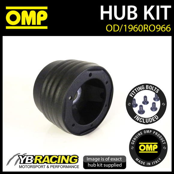 OD/1960RO966 OMP STEERING WHEEL HUB BOSS fits LAND ROVER DEFENDER 2012-