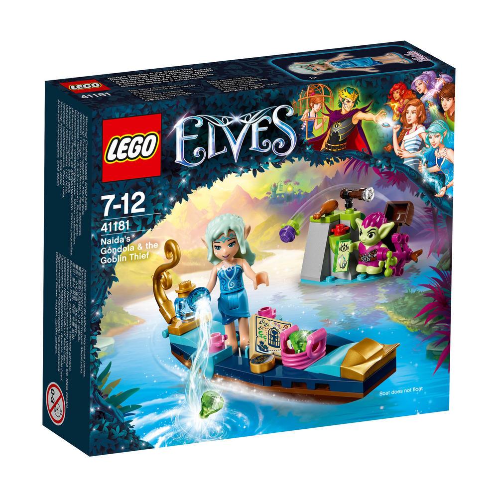41181 LEGO Naida's Gondola & The Goblin Thief ELVES