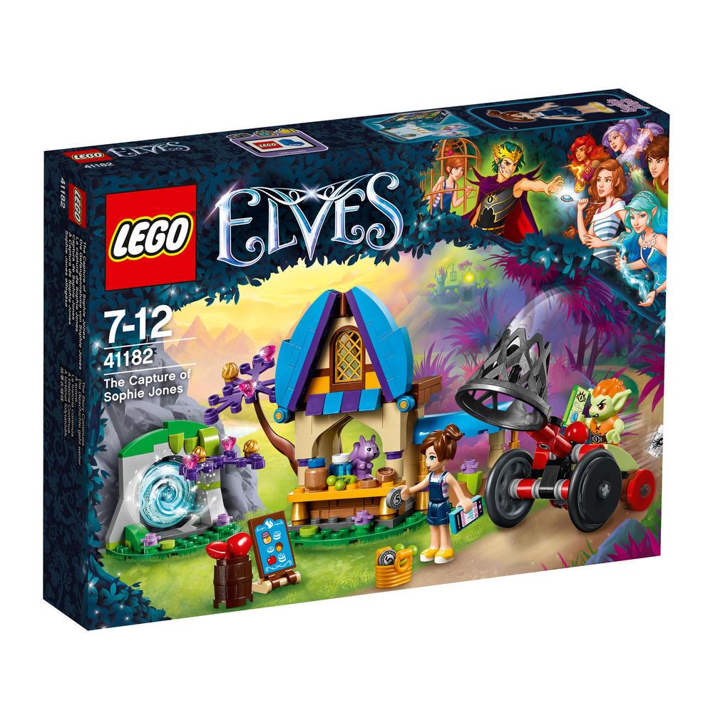 41182 LEGO The Capture Of Sophie Jones ELVES