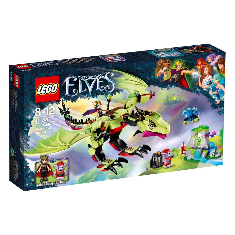 41183 LEGO The Goblin King's Evil Dragon ELVES