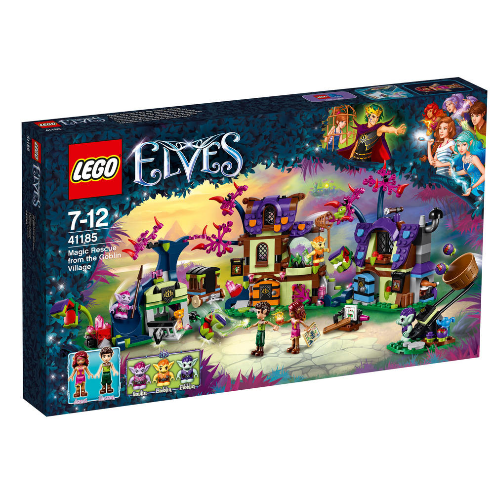 41185 LEGO Magic Rescue From The Goblin Village ELVES