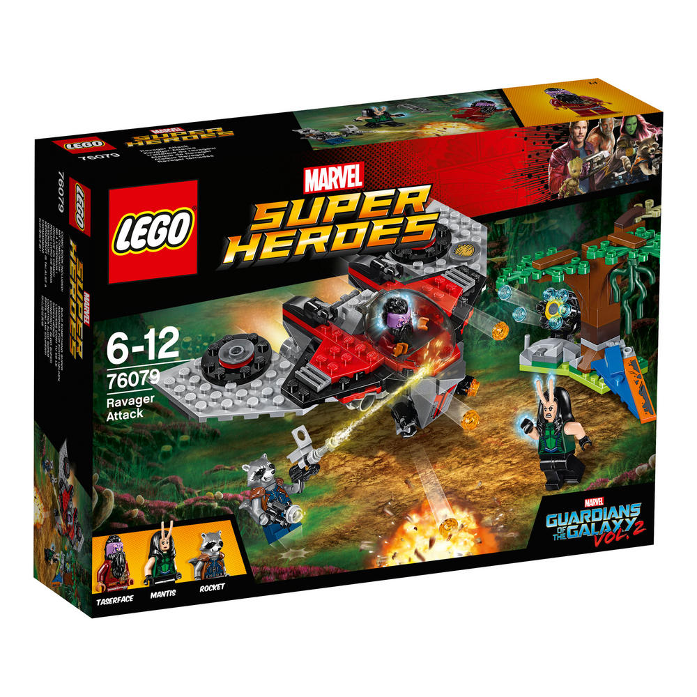 76079 LEGO Ravager Attack SUPER HEROES