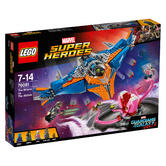 76081 LEGO The Milano vs. The Abilisk SUPER HEROES