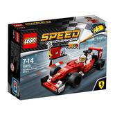 75879 LEGO Scuderia Ferrari SF16-H SPEED CHAMPIONS