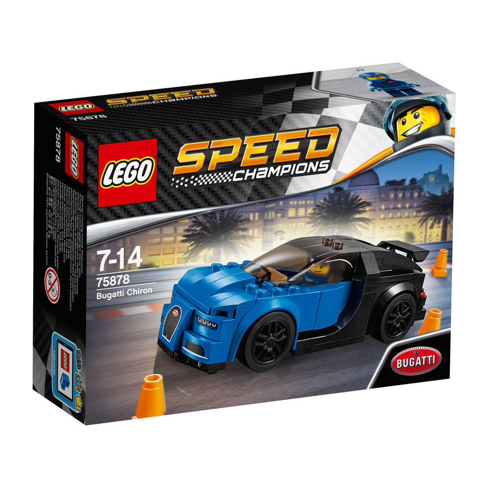 75878 LEGO Bugatti Chiron SPEED CHAMPIONS