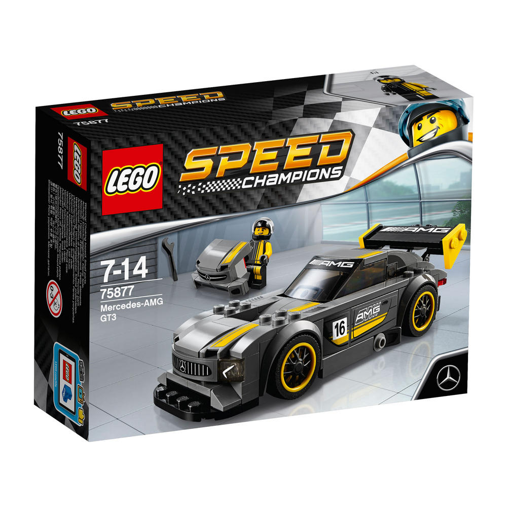 75877 LEGO Mercedes-AMG GT3 SPEED CHAMPIONS