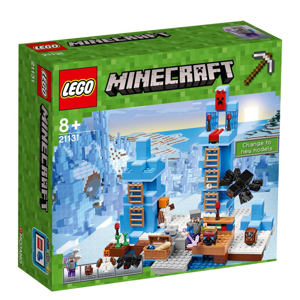 21131 LEGO The Ice Spikes MINECRAFT