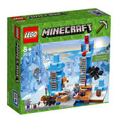 21131 LEGO The Ice Spikes MINECRAFT
