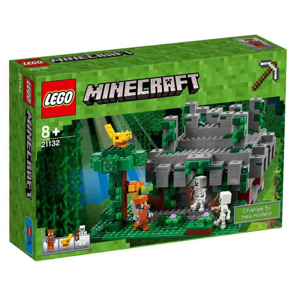 21132 LEGO The Jungle Temple MINECRAFT
