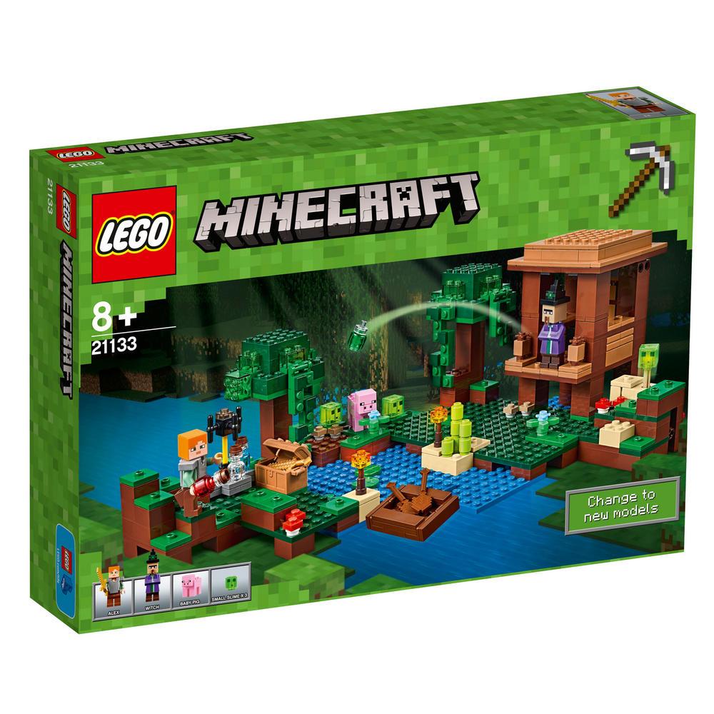21133 LEGO The Witch Hut MINECRAFT
