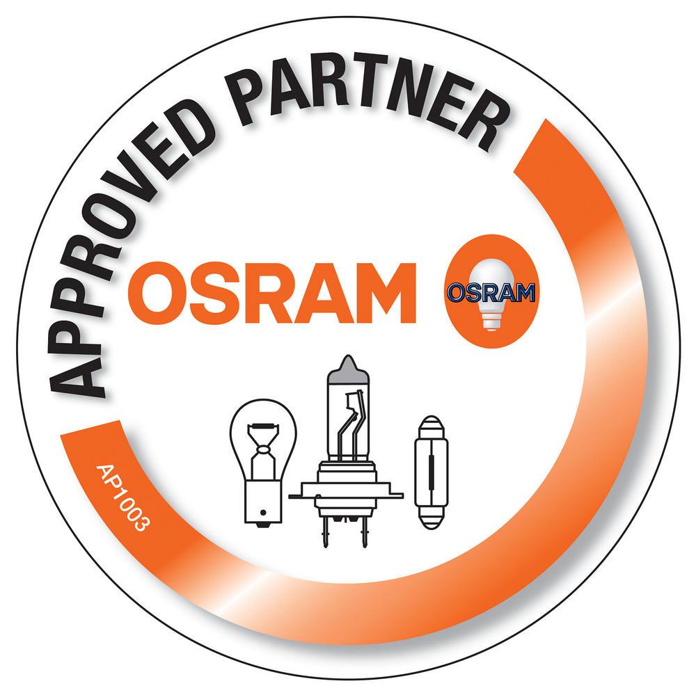 Osram Original Halogen InfraRed HIR2 9012 Standard Fitment Bulb PX22D 12V 55W