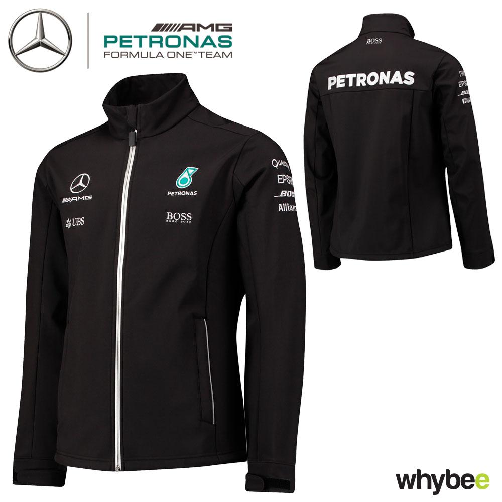 2017 mercedes amg f1 lewis hamilton formula 1 team for Mercedes benz amg jacket