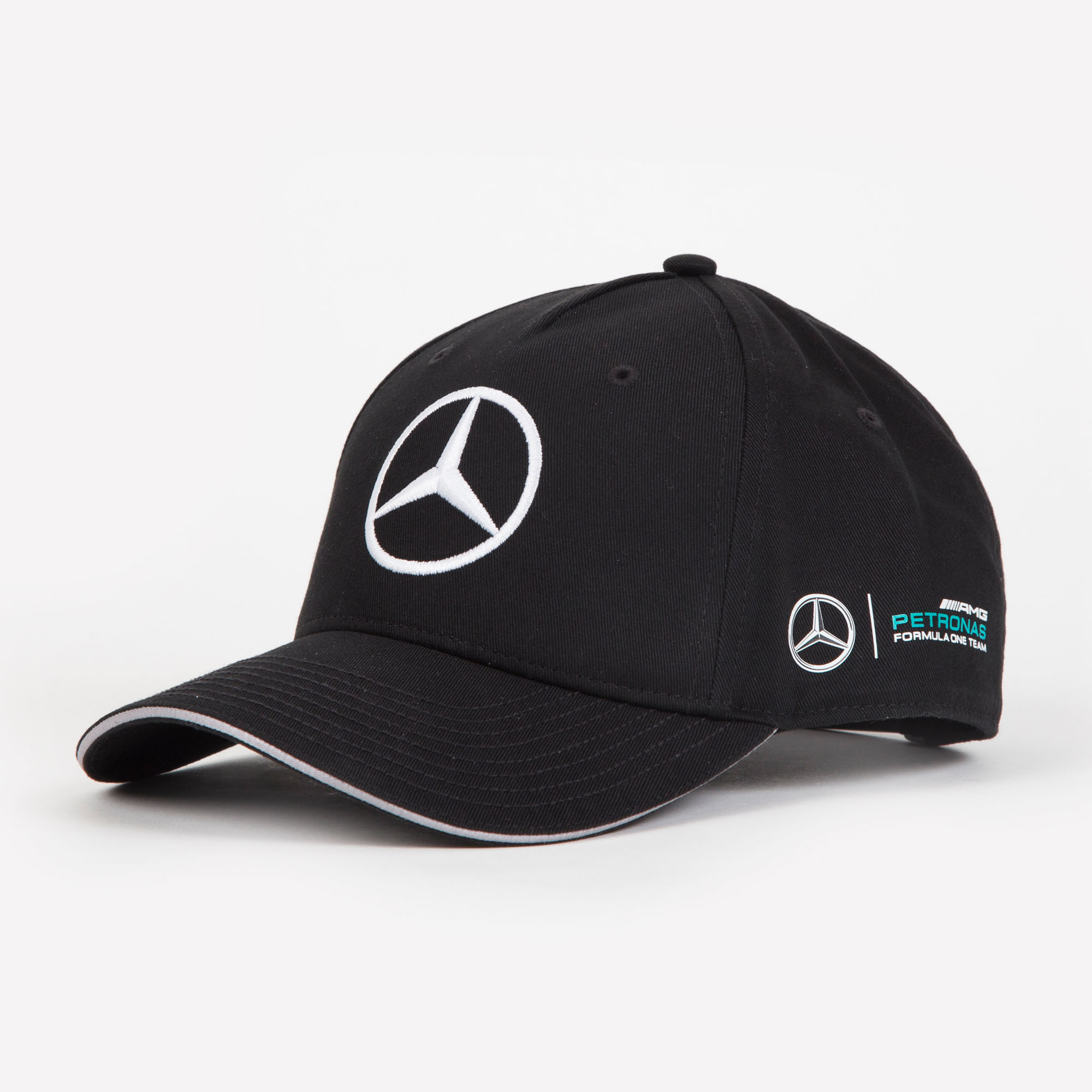 2017 lewis hamilton team driver cap black hugo boss. Black Bedroom Furniture Sets. Home Design Ideas