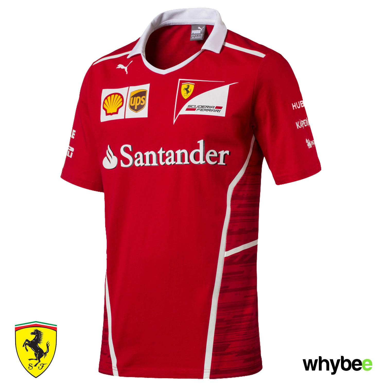 itm sale cotton t shirt mens black formula back team ferrari jersey scuderia
