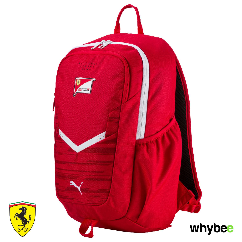 Officiel Scuderia Ferrari F1Racing Sac à dos par Puma KVKHT