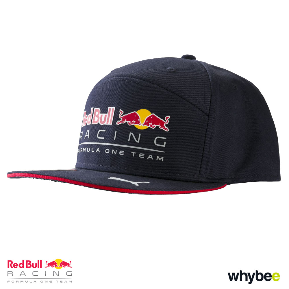 6456c87adb3 Puma 2017 Daniel Ricciardo Driver Cap Childrens Kids - Red Bull Formula One  Team