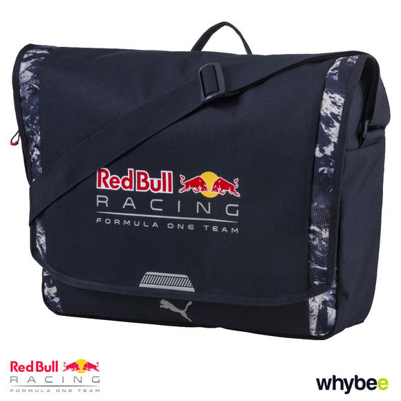 New! 2017 Red Bull Racing F1 Formula One Team Shoulder Bag Official Puma Range