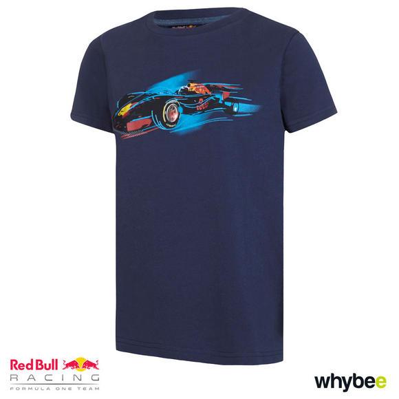 New! 2017 Red Bull Racing Formula One Team Childrens F1 Car Design T-Shirt Kids