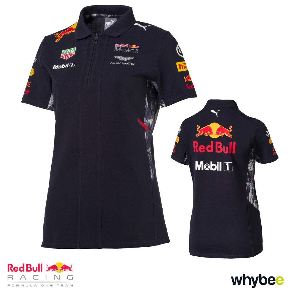Sur Bull Femme Puma Titre F1 Shirt Le Nouveau2017 Éventail Polo Red Officiel Afficher Team D'origine Détails Racing bmgf7IY6yv