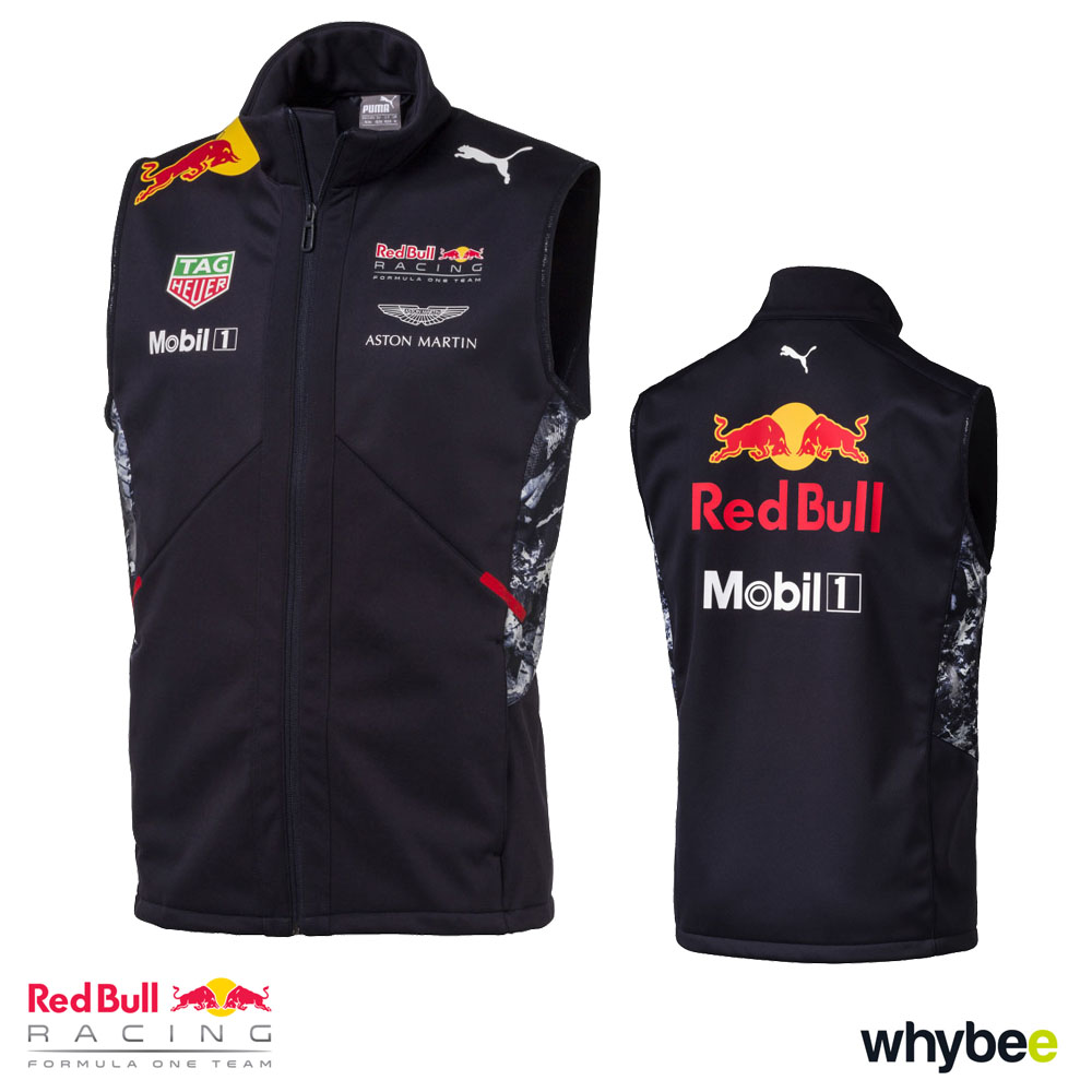 new 2017 red bull racing formula one team gilet official. Black Bedroom Furniture Sets. Home Design Ideas
