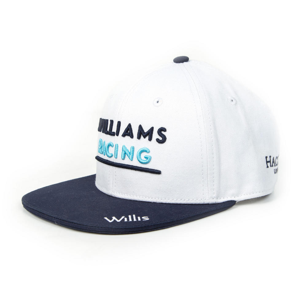 New! 2017 Williams Martini Racing F1 Formula One Team Childrens Cap for Kids