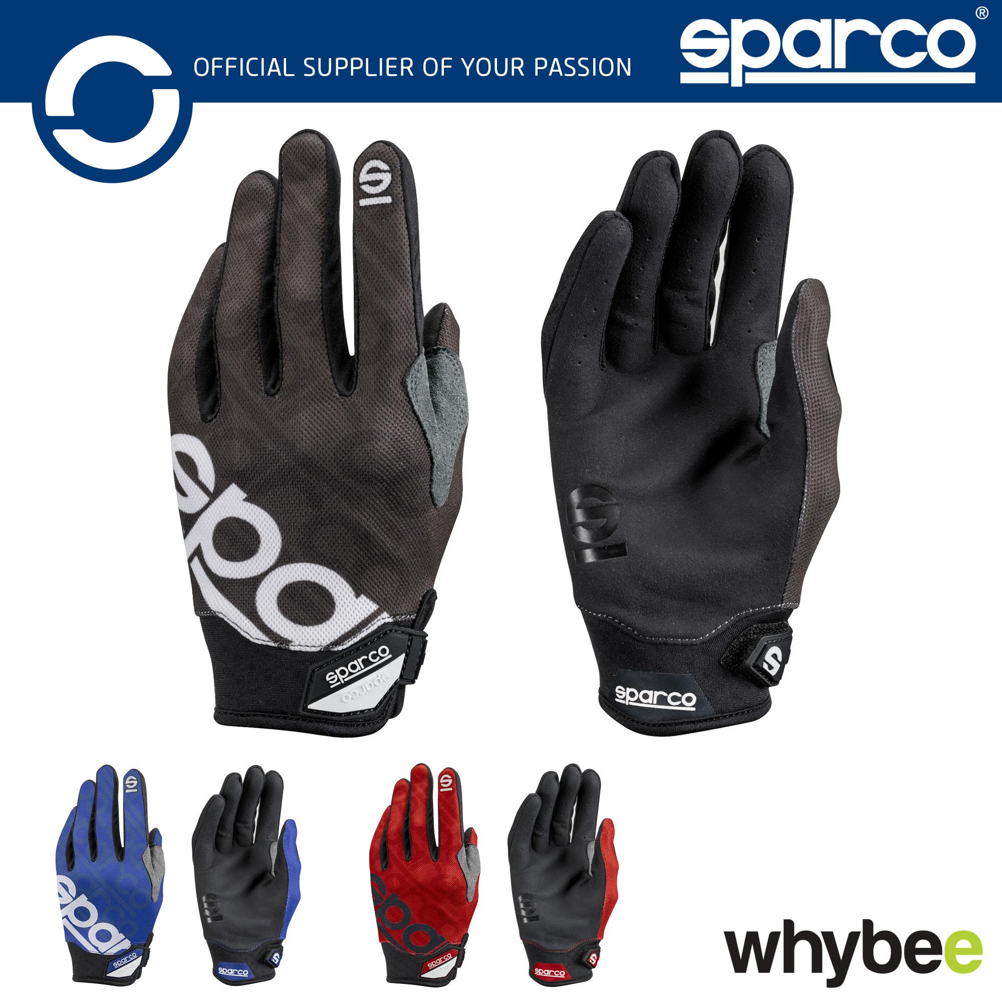 maintenance repair BLACK SPARCO mechanics gloves MECA-3 precision work