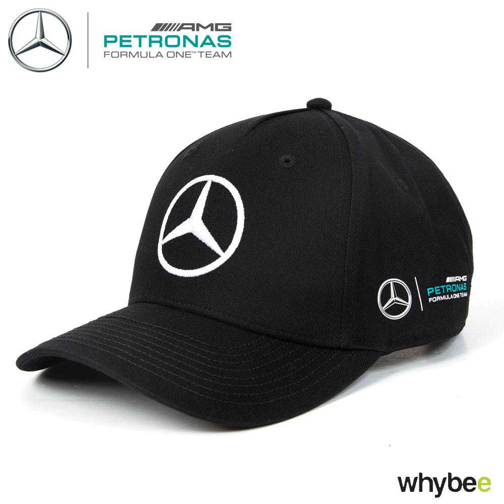 2017 Lewis Hamilton F1 Driver Cap Mercedes Amg F1 Formula