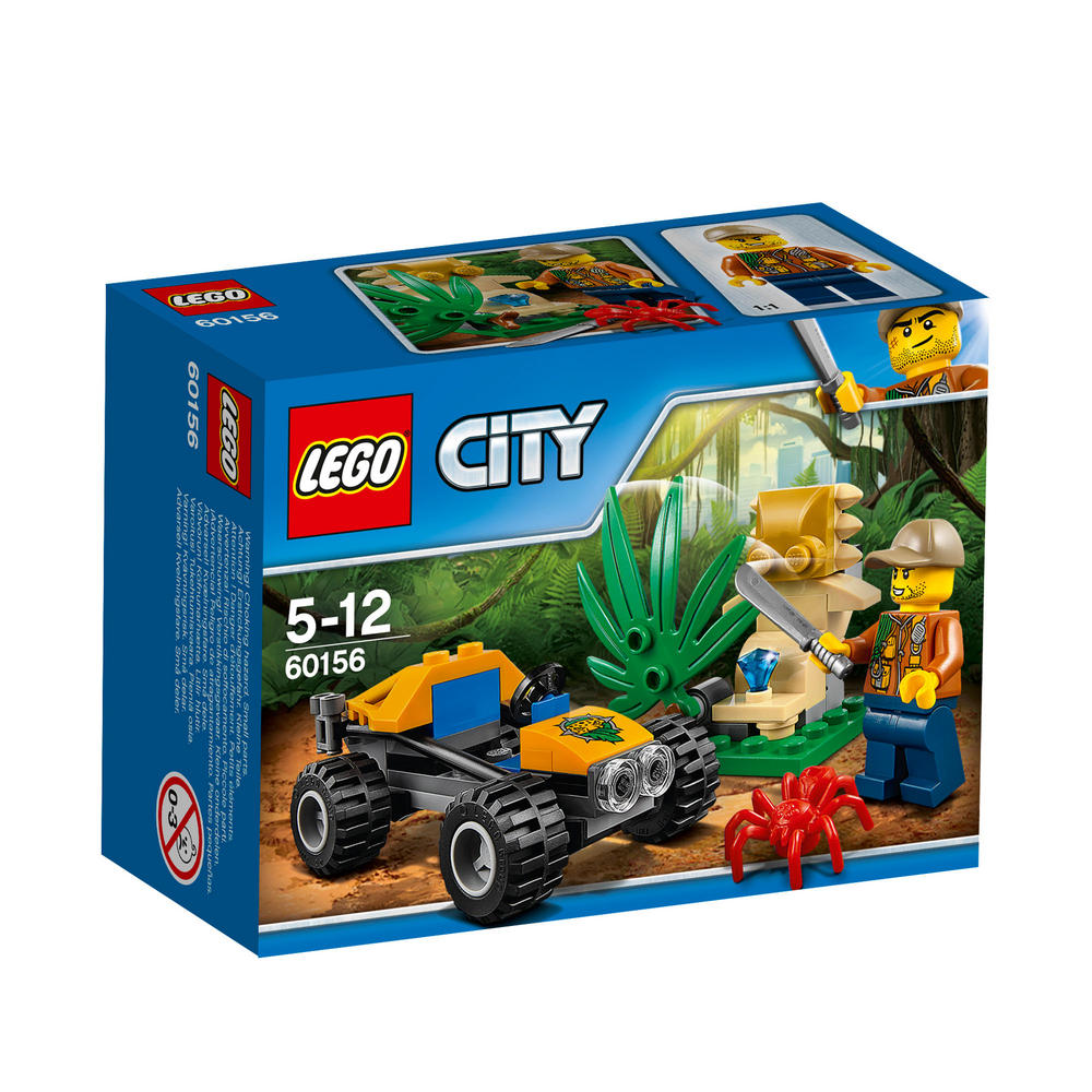 60156 LEGO Jungle Buggy CITY JUNGLE