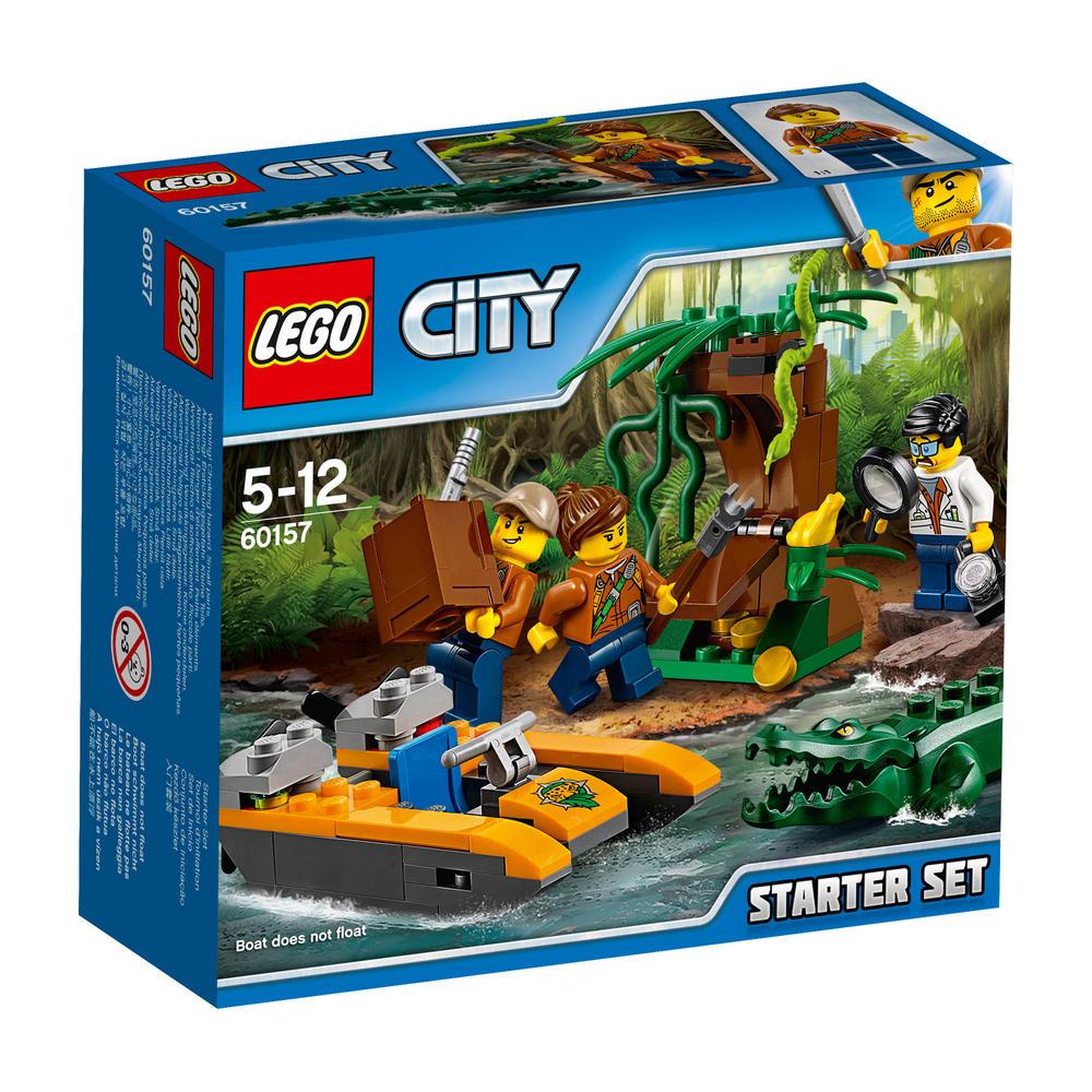 60157 LEGO Jungle Starter Set CITY JUNGLE