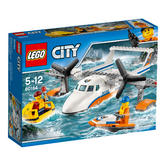 60164 LEGO Sea Rescue Plane CITY COAST GUARD