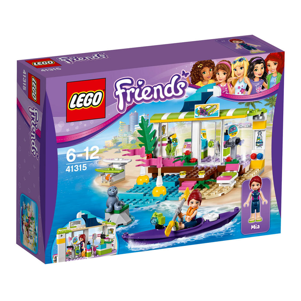 41315 LEGO Heartlake Surf Shop FRIENDS