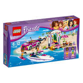 41316 LEGO Andrea's Speedboat Transporter FRIENDS