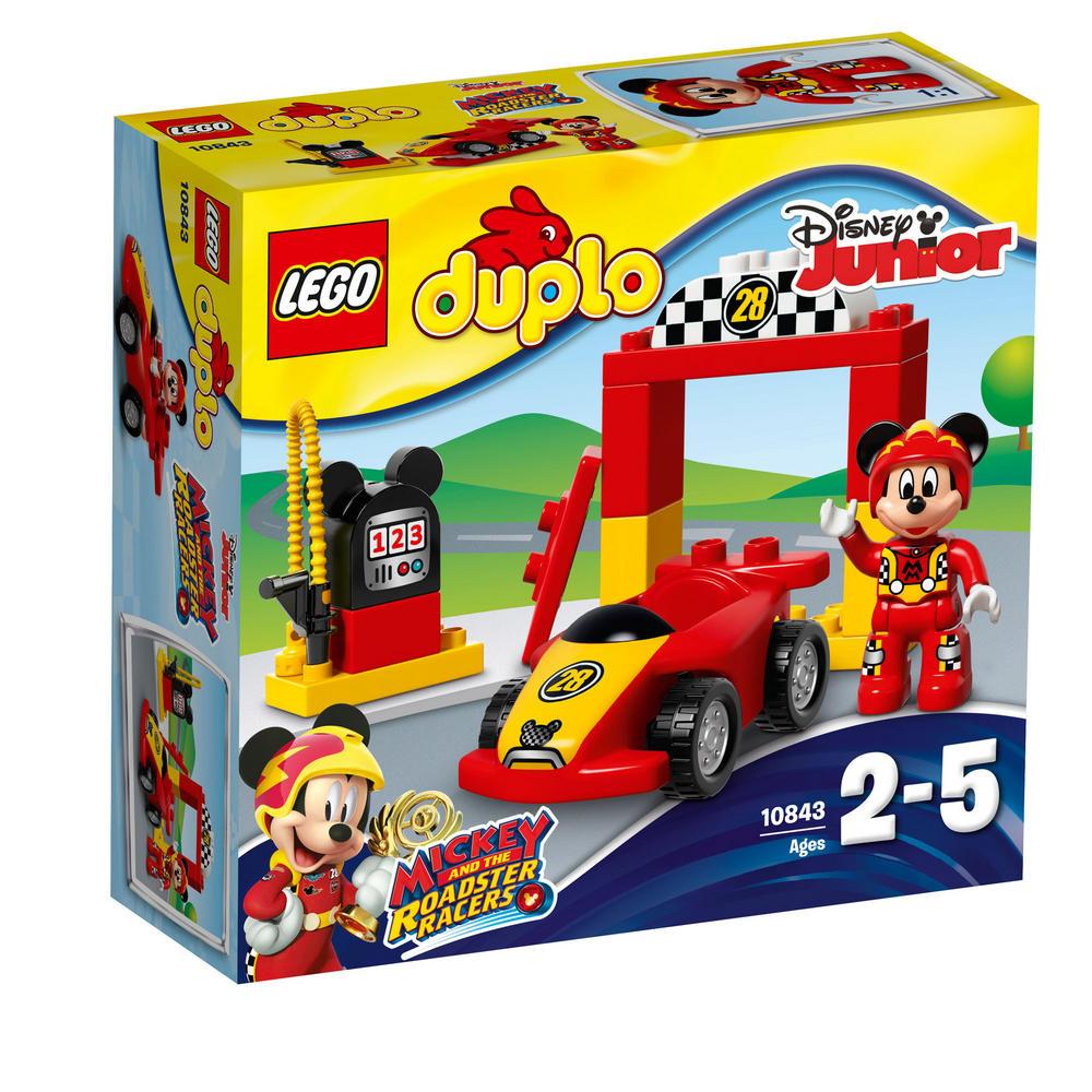 10843 LEGO Mickey Racer DUPLO