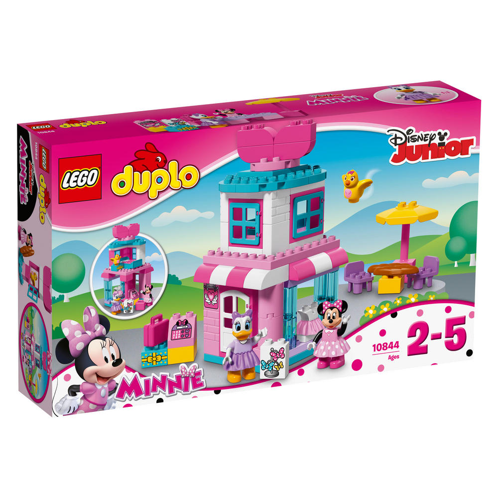 10844 LEGO Minnie Mouse Bow-Tique DUPLO