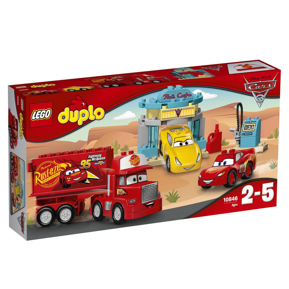 10846 LEGO Flo's Café DUPLO