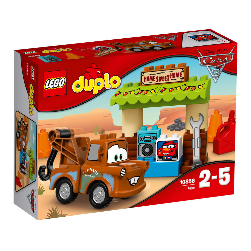 10856 LEGO Mater´s Shed DUPLO