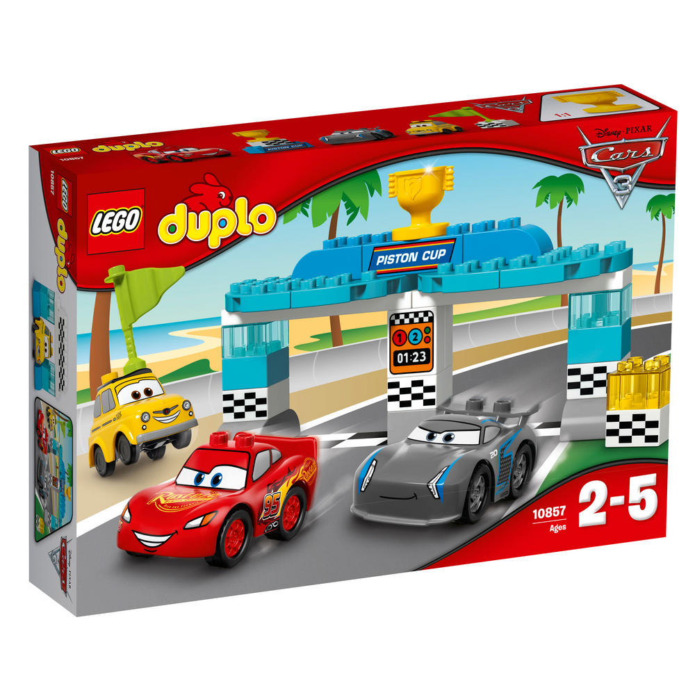 10857 LEGO Piston Cup Race DUPLO