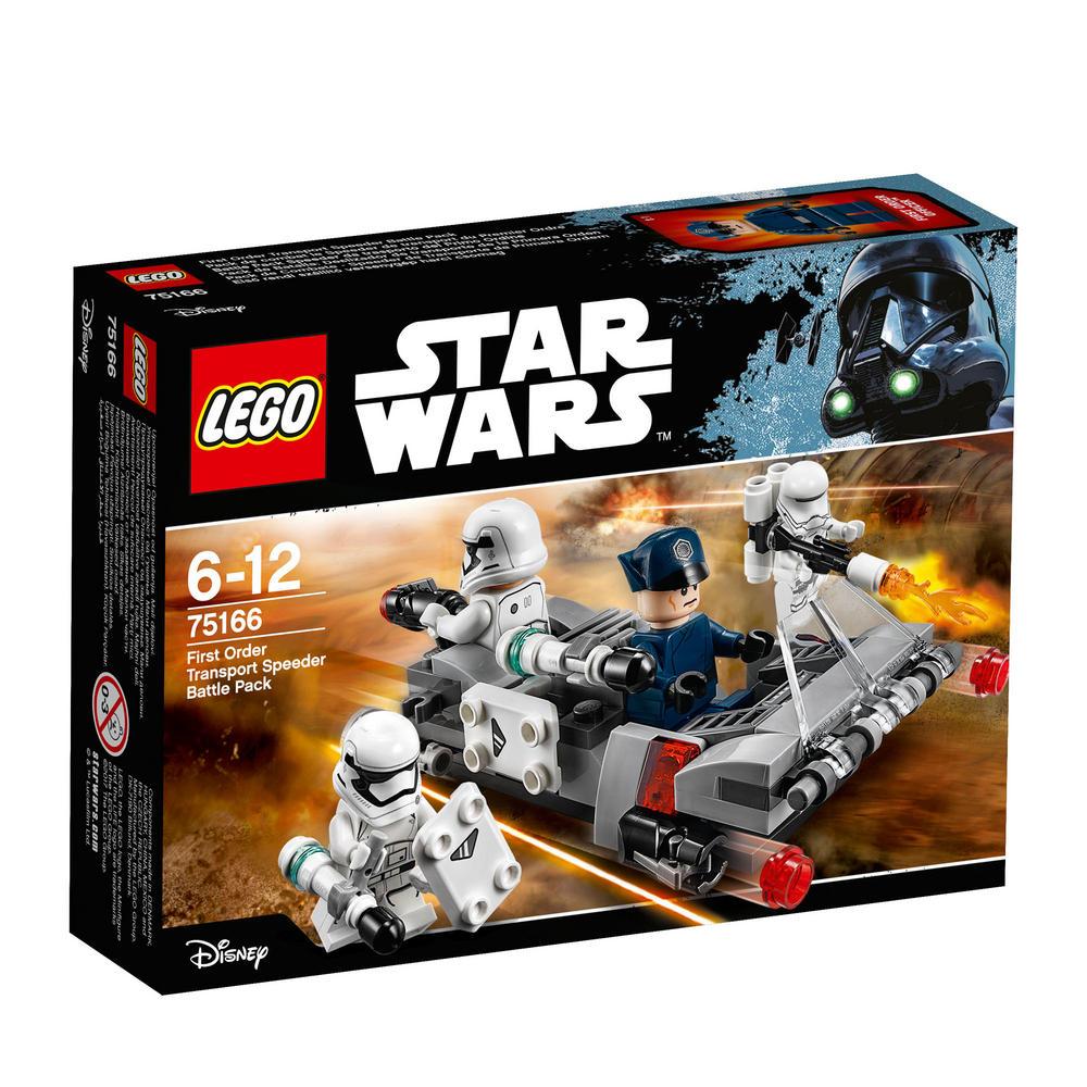 75166 LEGO First Order Transport Speeder Battle Pack STAR WARS